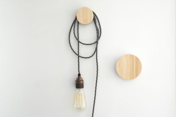 BAAL / / / Wall lamp by AtelierVirgil on Etsy