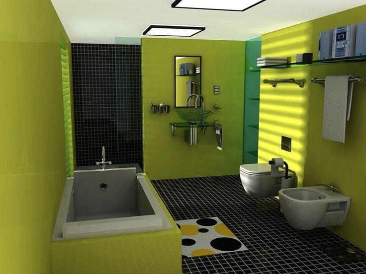 Картинки по запросу 3d модели ванных комнат