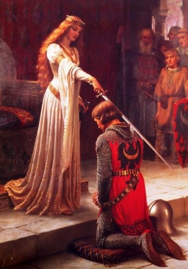 Эталоны женской красоты в истории: Средневековье