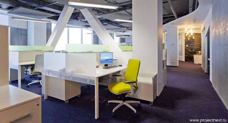 References - Offices - McDonald's - Moscow, Russia, 2012 | Sitland Spa