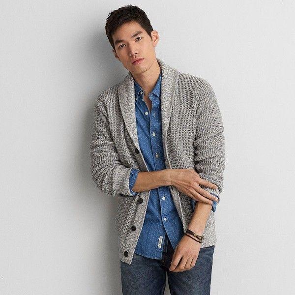 Best 25+ Mens shawl cardigan ideas on Pinterest | Mens cardigan ...