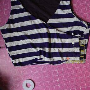 LINED! P4P Sunshine Dress Bodice Tutorial. HOW to line the sunshine dress!