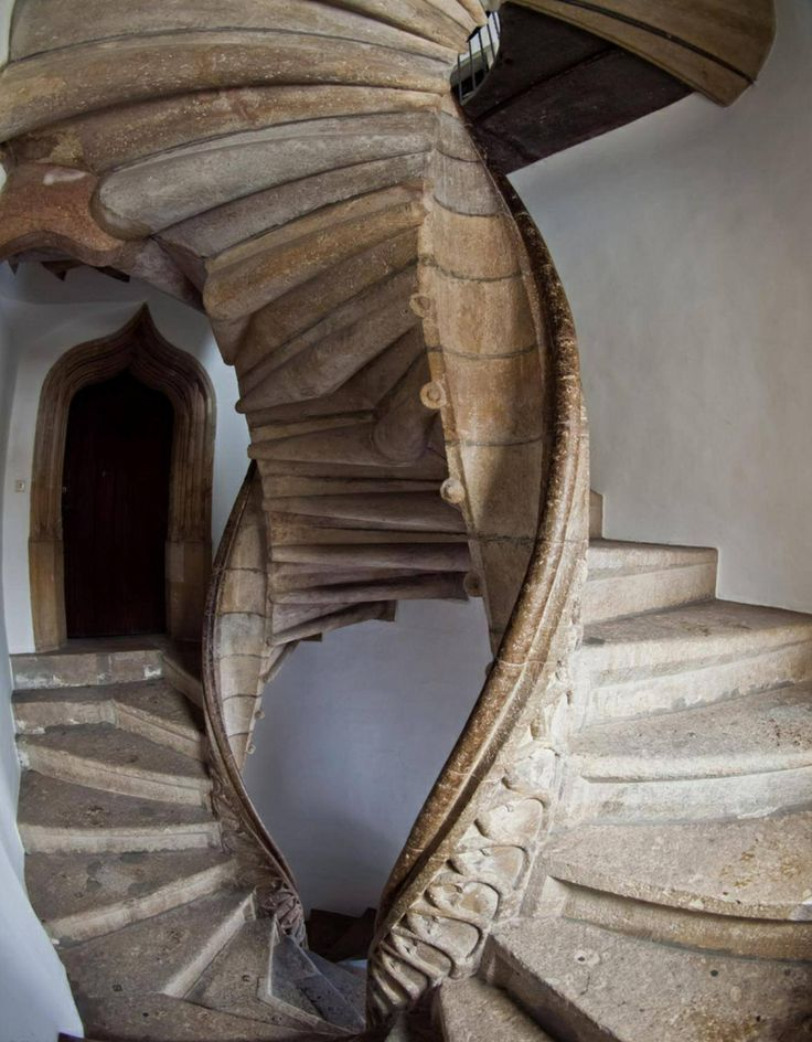 """decommissioning: """"Double spiral staircase in Graz, Austria """""""