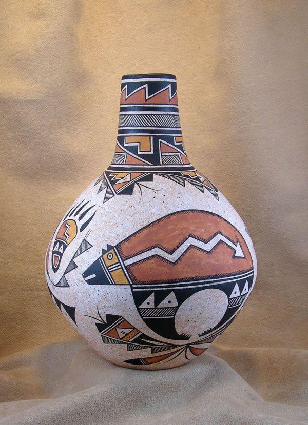17 Best ideas about Native American Pottery on Pinterest   Pueblo ...