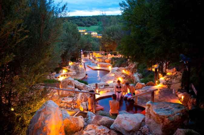 Peninsula Hot Springs - Bathing - Day Spa on Melbourne's Mornington Peninsula Victoria Australia