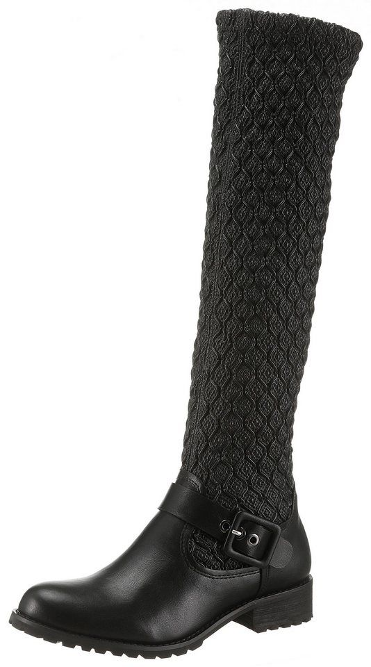 XYXYX 2018 Stiefel mit verziertem Schaft in 2018 XYXYX   [xyxyx] Collection 4af470