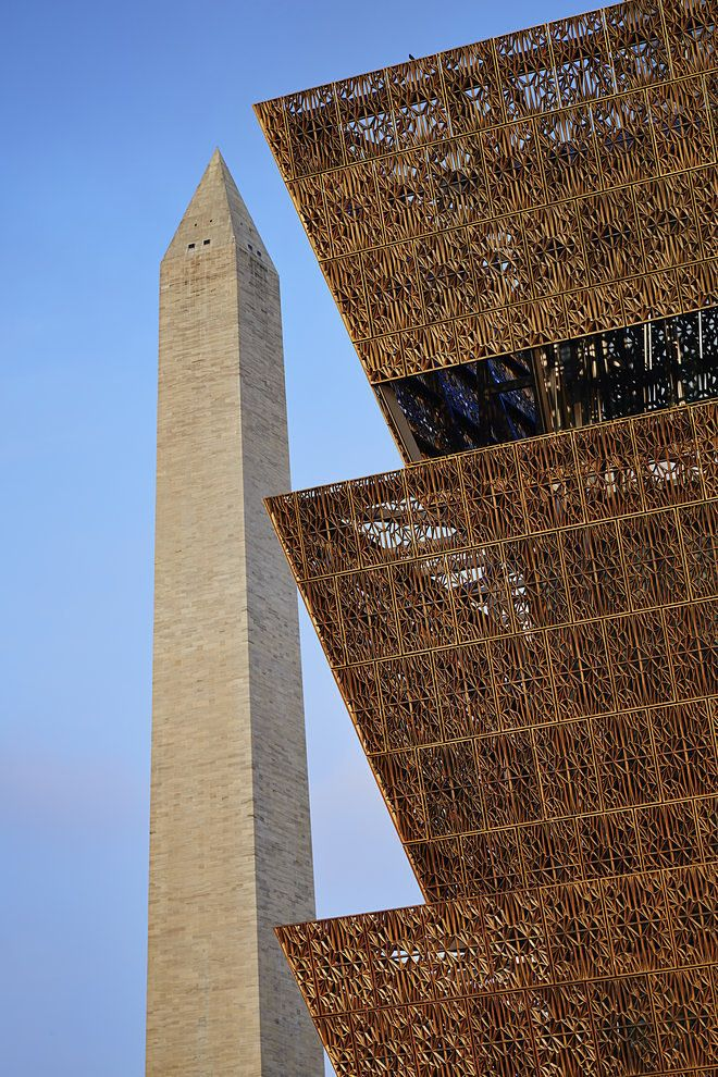 David Adjaye. Museum of African American History and Culture, Washington, DC.