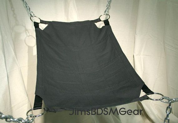 Canvas And Nylon Sling Bondage Sex Sling Completely
