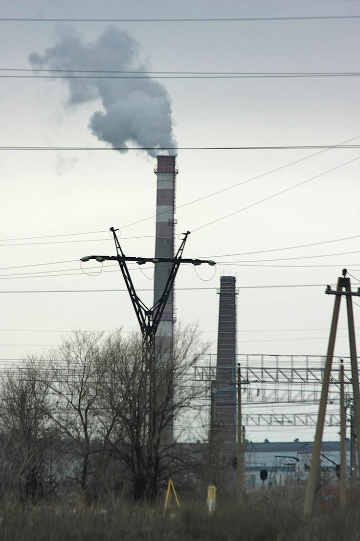 Industrial Chimney Tolyatti