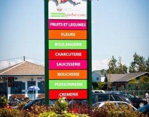 Venez visiter le Marché des jardiniers à La Prairie ! Que ce soit pour un hot-dog français fait maison ou de magnifiques maïs pour une épluchette, toutes les raisons sont bonnes pour y faire un tour ! #marché #prairie