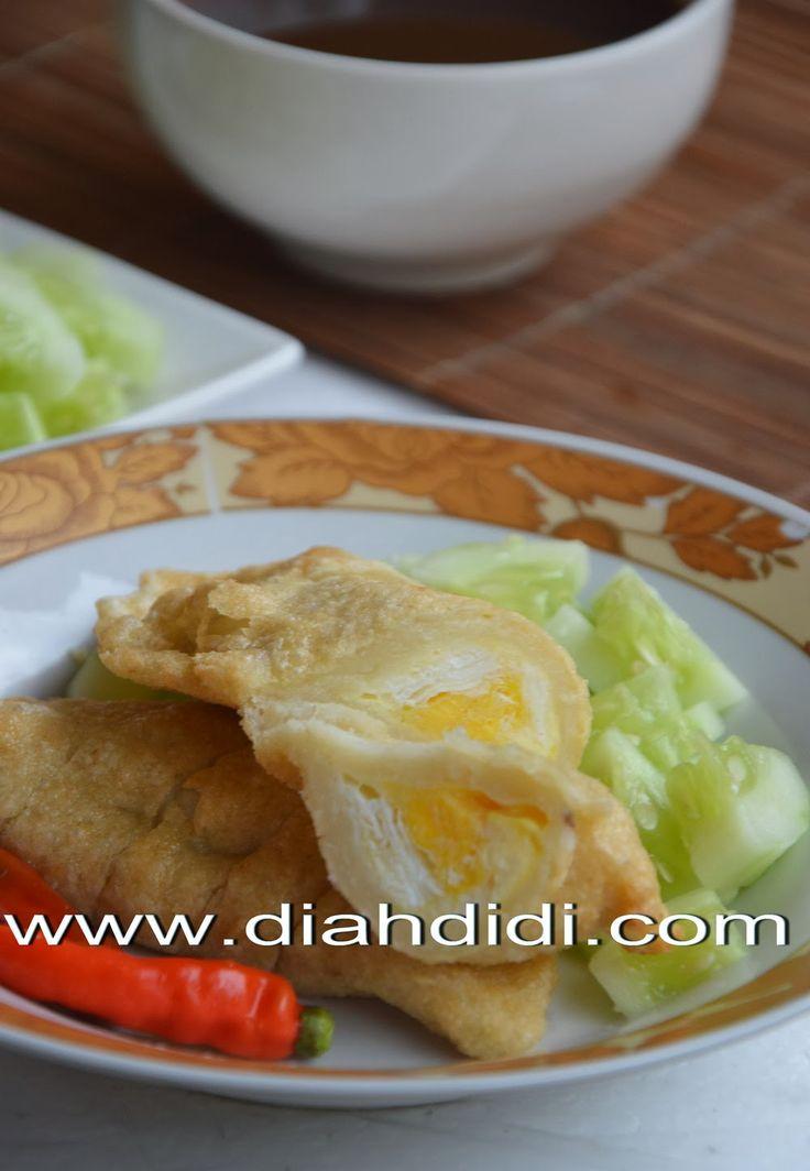 Diah Didi's Kitchen: Empek Empek Kapal Selam & Keriting