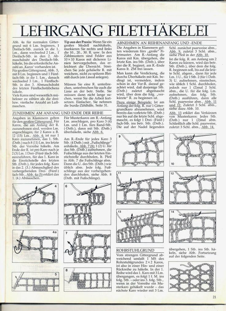 Ghasal's Kreativblog: Filethäkeln - Muster- Vorlagen …