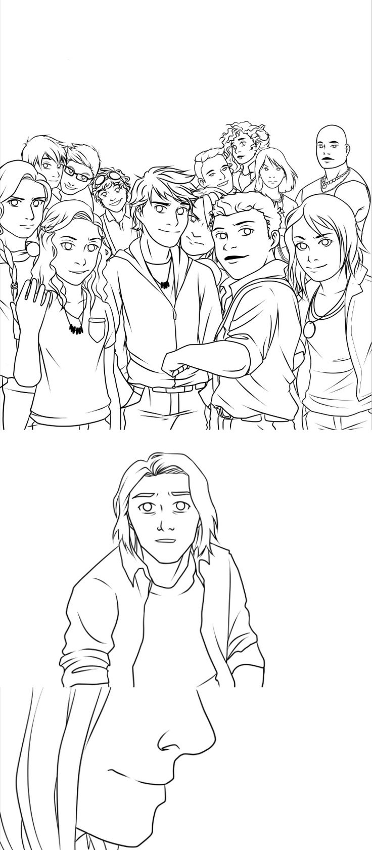 """""""Hey Magnus, You coming?"""" """"..Yeah. My turn."""" 