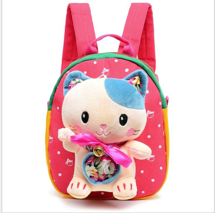 $8.04 (Buy here: https://alitems.com/g/1e8d114494ebda23ff8b16525dc3e8/?i=5&ulp=https%3A%2F%2Fwww.aliexpress.com%2Fitem%2FBaby-Girls-Boys-School-Bag-Plush-Backpack-Cartoon-Bear-Cat-Kids-Brithday-Gift-Kindergarten-Children-School%2F32792149721.html ) Baby Girls Boys School Bag Plush Backpack Cartoon Bear Cat Kids Brithday Gift Kindergarten Children School Bags Infant Backpacks for just $8.04