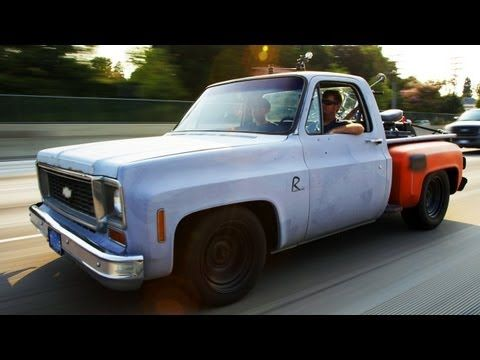 Nitrous Muscle Truck and Mini Bikes! - Roadkill Episode 18