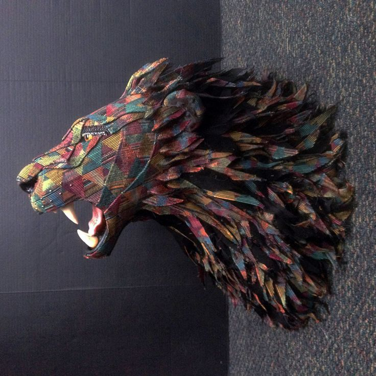 Taxidermie par Kelly Rene Jelinek (6)