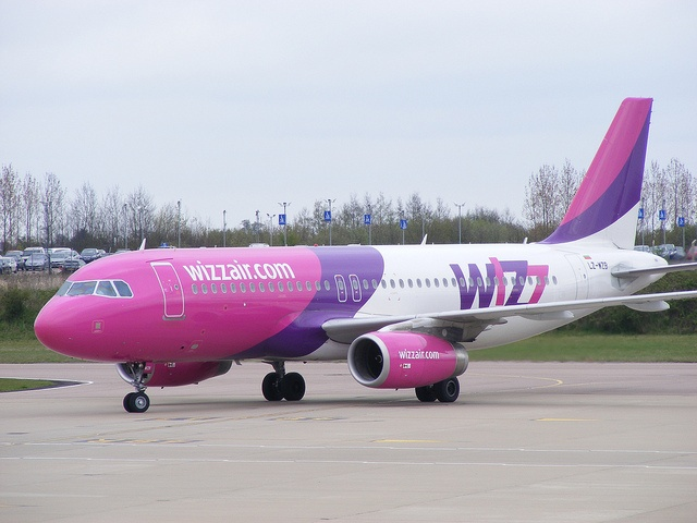 Wizz Air, a low cost airline based in Hungary