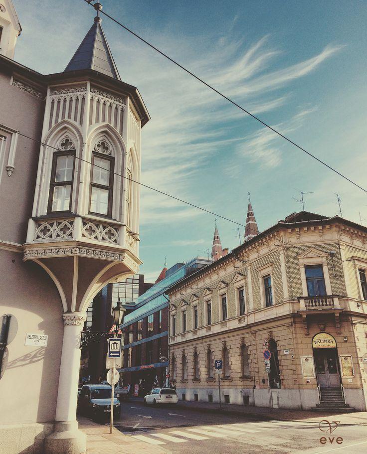 Szeged. Hungary.