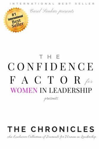 The Confidence Factor for Women in Leadership presents Th... https://www.amazon.com/dp/0983373140/ref=cm_sw_r_pi_dp_x_0AeVyb5AAJ4FG