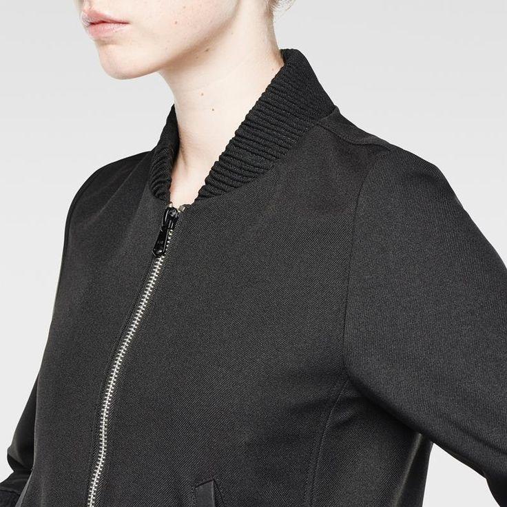 G-Star RAW | Women | Jackets-coats | Tahi Bomber , Black
