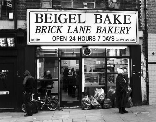 Beigel Shop, Brick Lane