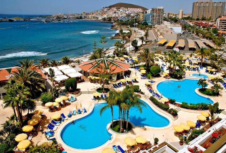 view pool Arona Gran Hotel