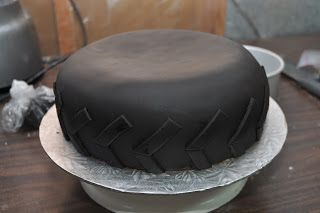 Fresh From The Oven: Spare Tire Cake