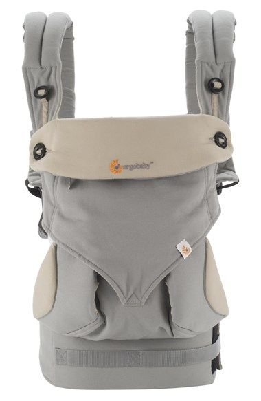 ERGObaby '360' Carrier | Nordstrom $159.99 color: grey