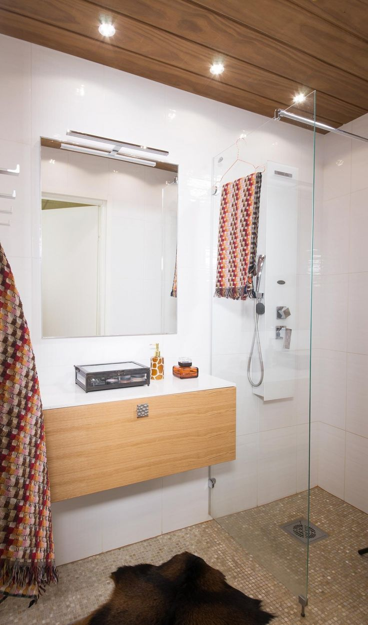 Kompakti kylpyhuone - Unique Home