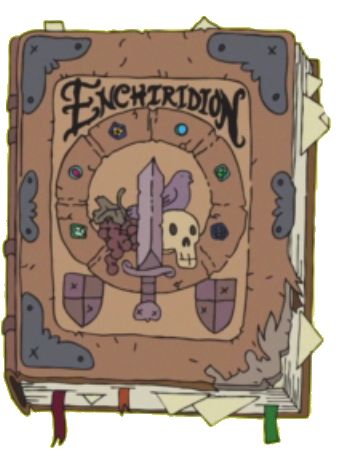 Enchiridion, make one for decoration in library