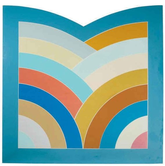 17 best images about frank stella on pinterest museums for Minimal art obras y autores