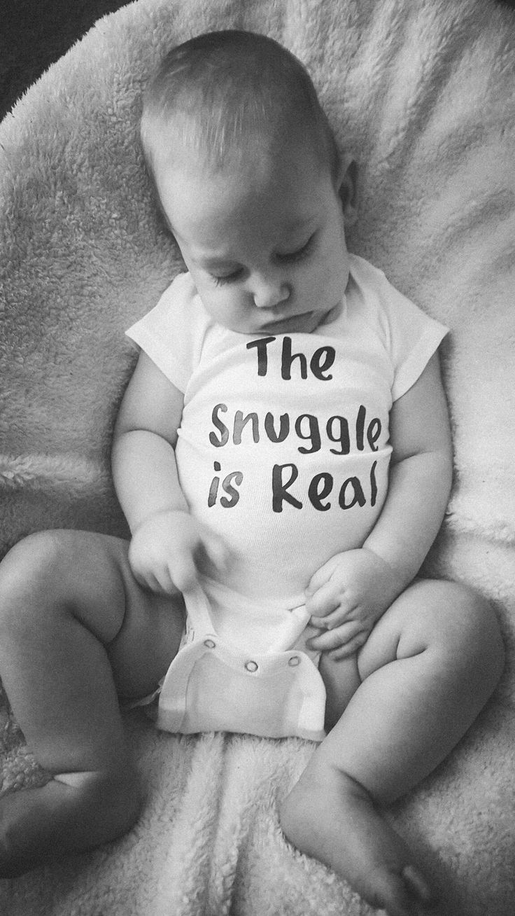 Super cute the snuggle is real baby onsie! # ...