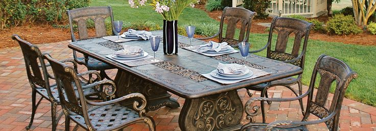 17 best images about patio furniture on pinterest out for Hanamint patio furniture