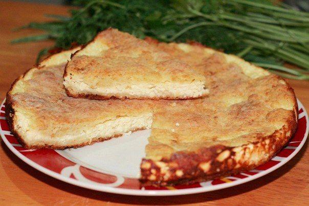 Pie «khachapuri»