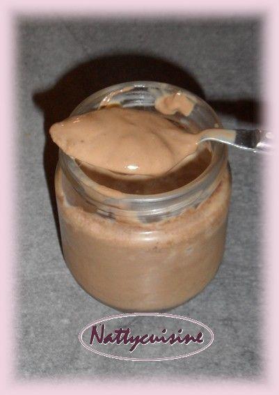 Crème chocolat (Multi délices) - Le blog de nattycuisine.over-blog.com