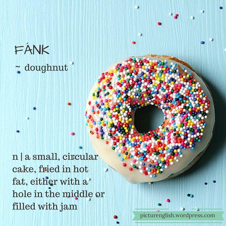 Doughnut / Fánk