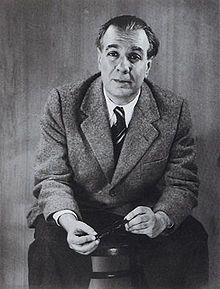 """Jorge Francisco Isidoro Luis Borges fue un argentino cuentista , ensayista , poeta y traductor , y una figura clave en la literatura en lengua española . Su obra abarca el """"carácter de irrealidad en toda la literatura """" . Sus libros más conocidos , Ficciones y El Aleph ( El Aleph ) , publicados en la década de 1940 , son recopilaciones de cuentos interconectados por temas comunes , entre ellos los sueños , laberintos , bibliotecas, espejos , escritores de ficción , la filosofía y la religión"""
