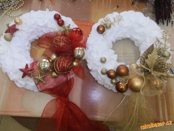 Vánoční věnce