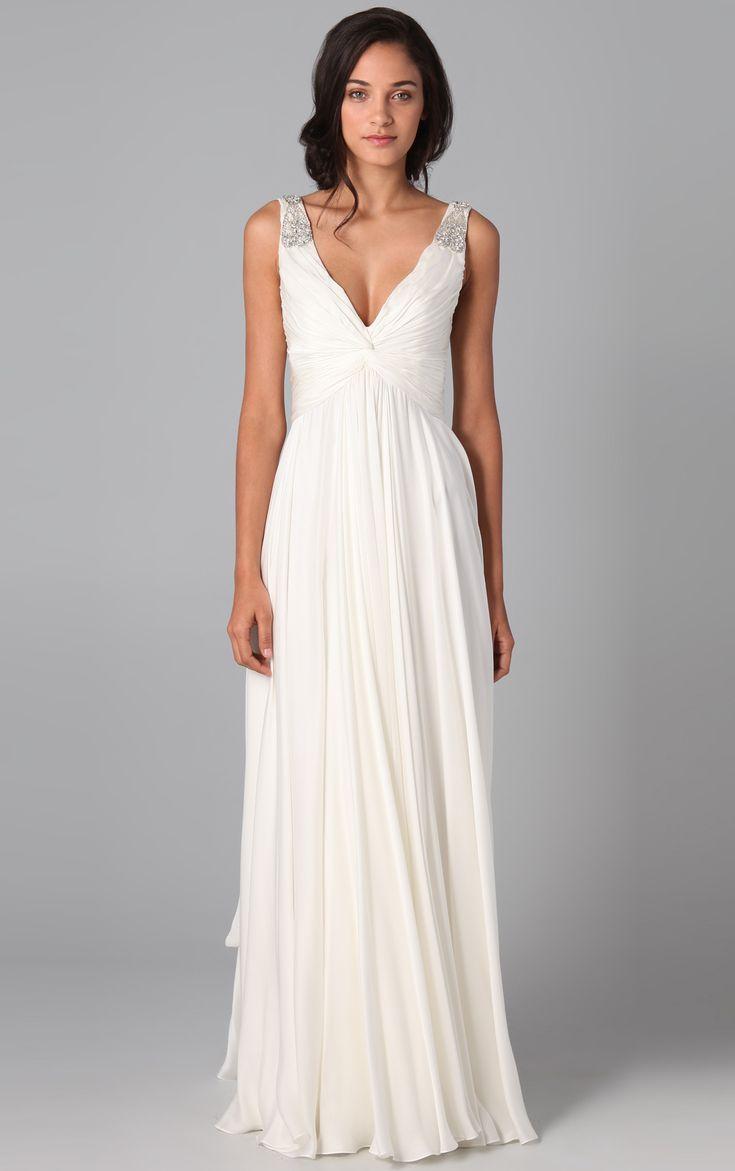 82 best wedding dresses images on Pinterest | Wedding dressses ...