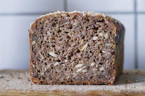 Pain de Martin: Ett gott rågbröd med hela korn