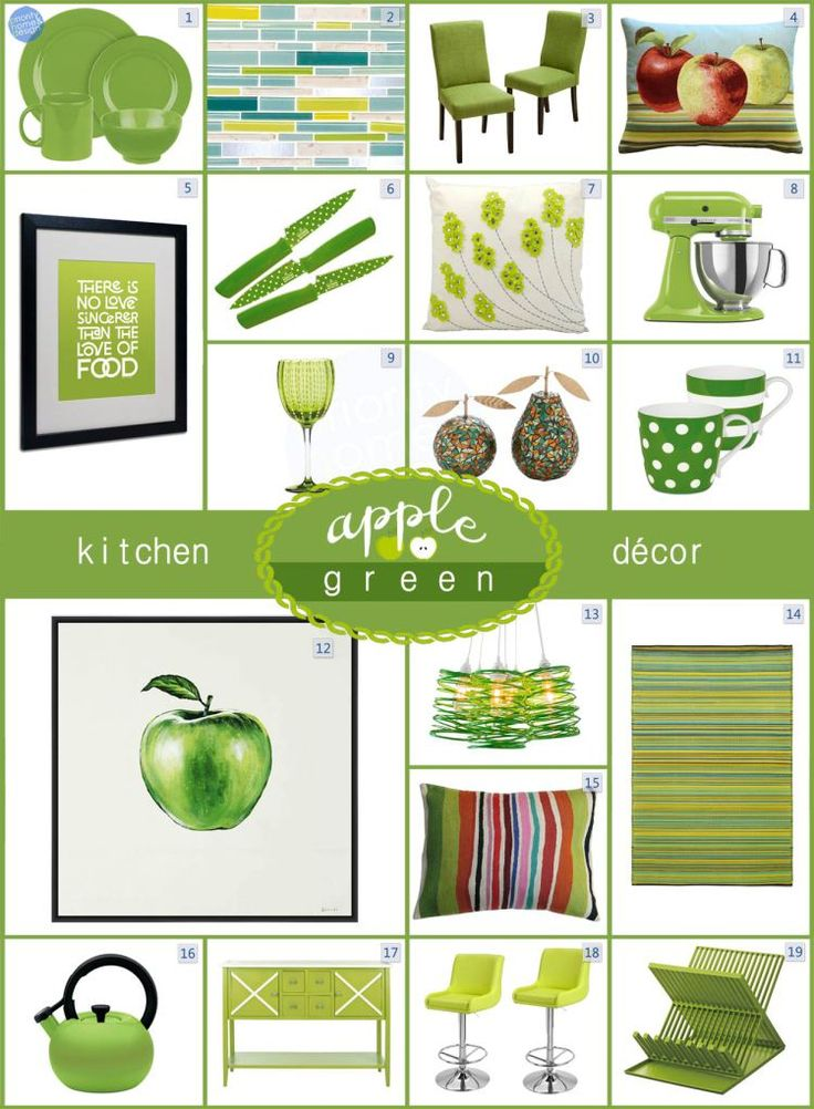 apple green kitchen accessories best 25 apple green kitchen ideas on green 4160