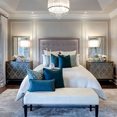 What's important to bear in mind when looking for ideas to create your dream bedroom is that everyone is different and has a different idea of how they want their bedroom to look. If you and your partner have an idea to create the perfect bedroom retreat, we offer some ideas and inspiration on how to achieve the look.