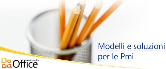 Modelli PPT e XLS da Microsoft