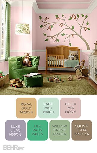 Mia Baby Bedroom Furniture: Create The Fairytale Bedroom Of Her Dreams With Design