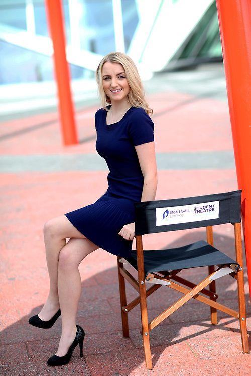 Evanna Lynch 2014 Bord Gáis Energy Student Theatre Awards