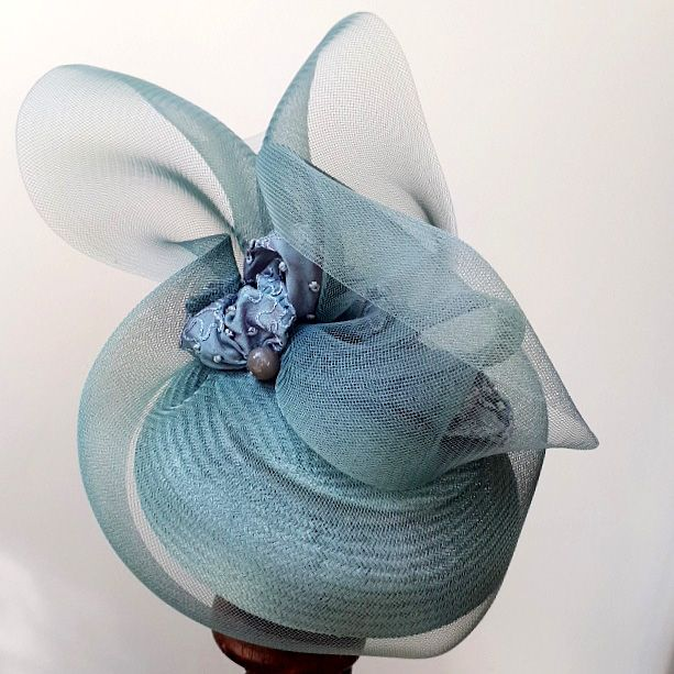 Milliner Chrissie King owns a hat shop in Hebden Bridge, blogs about her designs & traditional craft of millinery with a contemporary twist.