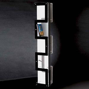 Libreria Da Muro Culty Wall 150h | Vesta Awesome Design