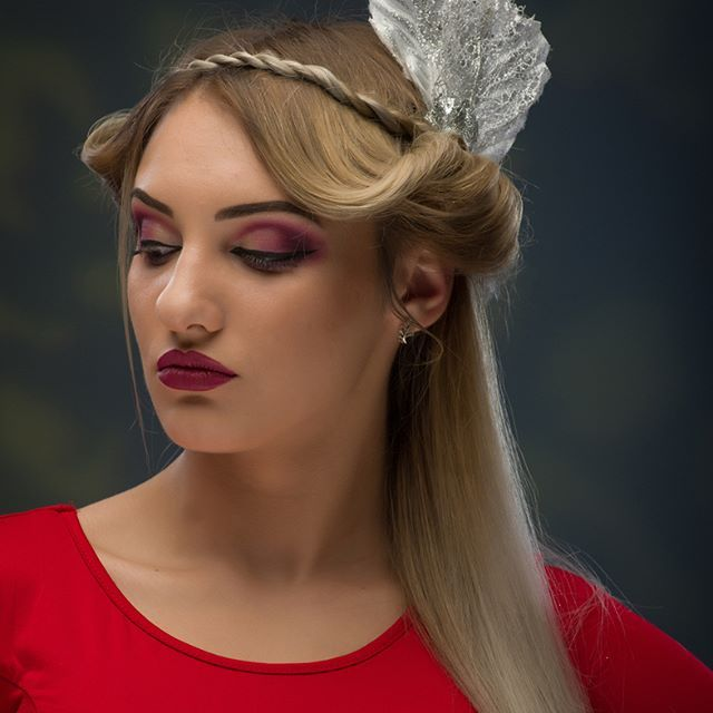 Photography: Soós Attila Hairstyle: Florin Catineanu Location: Lighthouse Photo Studio Make up: Moldovan Denisa
