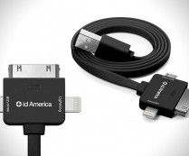 Cool Stuff We Like Here @ CoolPile.com ------- << Original Comment >> ------- CrossLink USB Sync Cable by id America