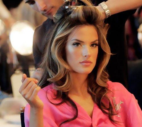 victorias secret hair | VICTORIA'S SECRET | BEAUTY TIPS | Secrets and Stilettos